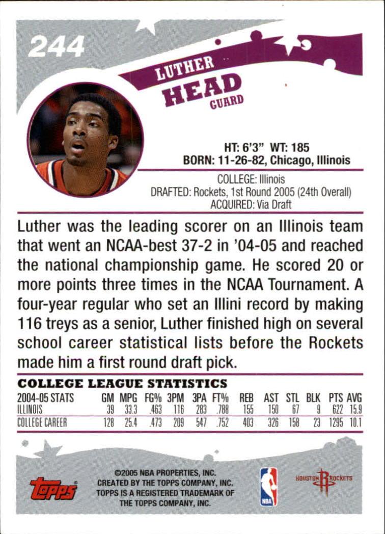 2005-06-Topps-Basketball-Cards-Base-Set-Pick-From-List thumbnail 479