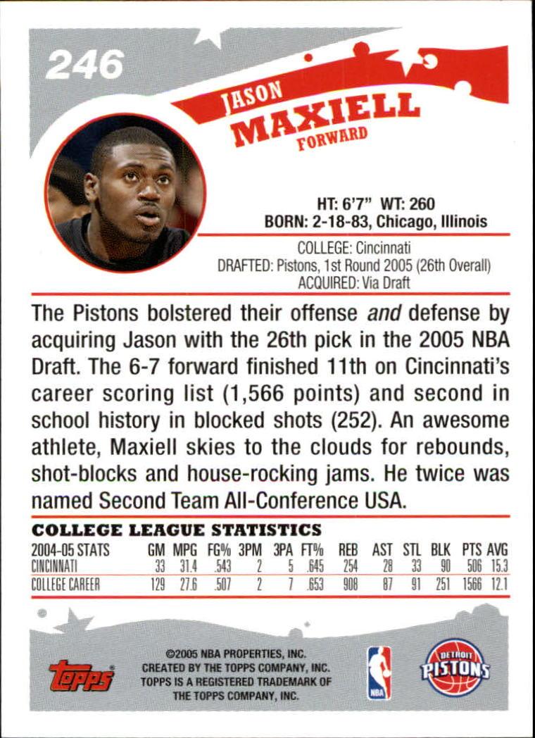 2005-06-Topps-Basketball-Cards-Base-Set-Pick-From-List thumbnail 483