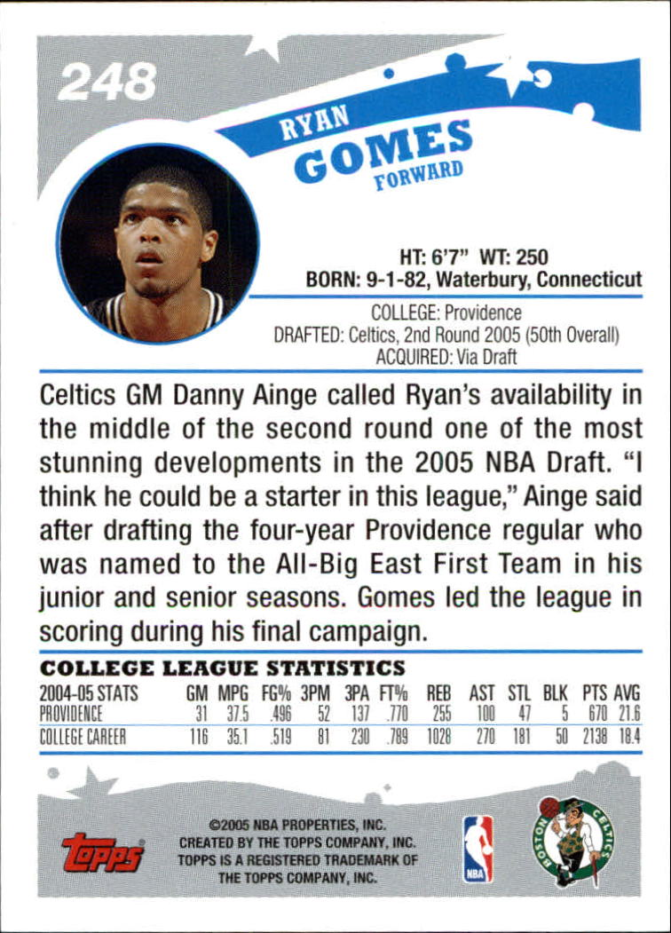 2005-06-Topps-Basketball-Cards-Base-Set-Pick-From-List thumbnail 487