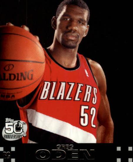 Portland Blazers Worth: 2007-08 Topps Portland Trail Blazers Basketball Card #111