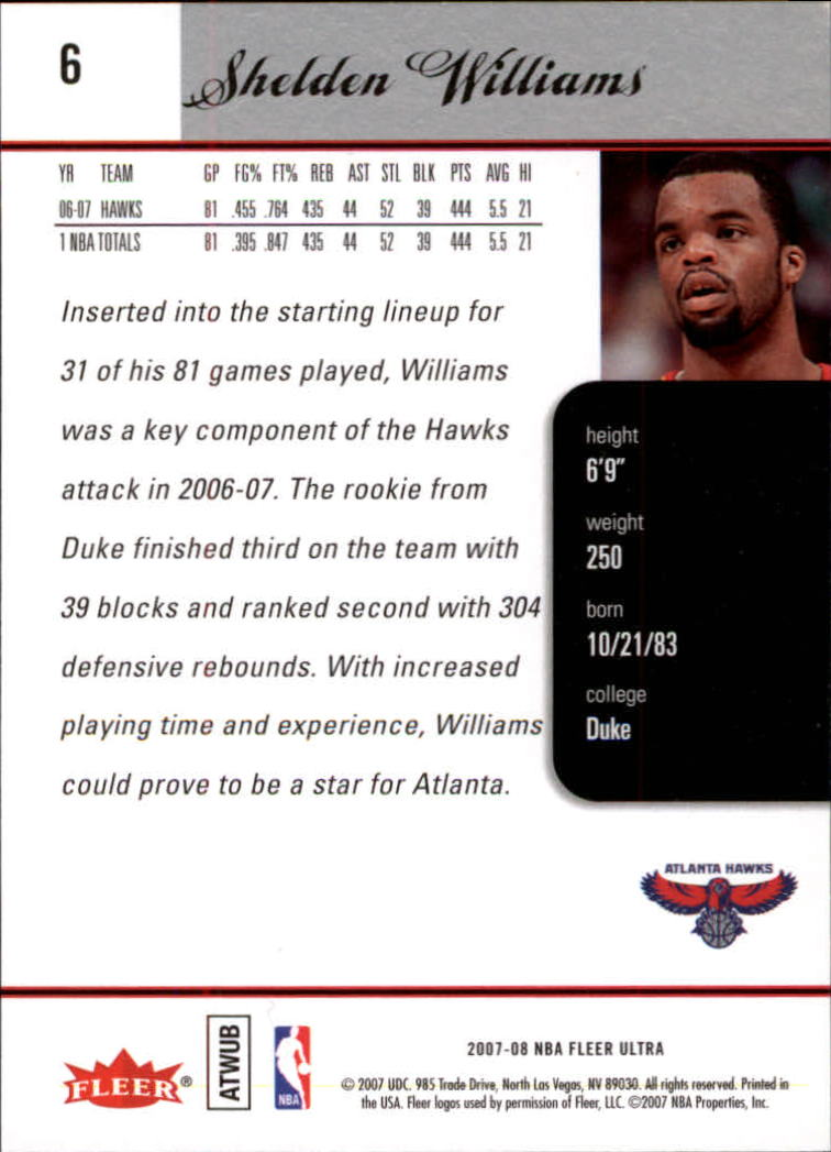 2007-08-Fleer-Ultra-SE-Basketball-Cards-Base-Set-Pick-From-List thumbnail 11