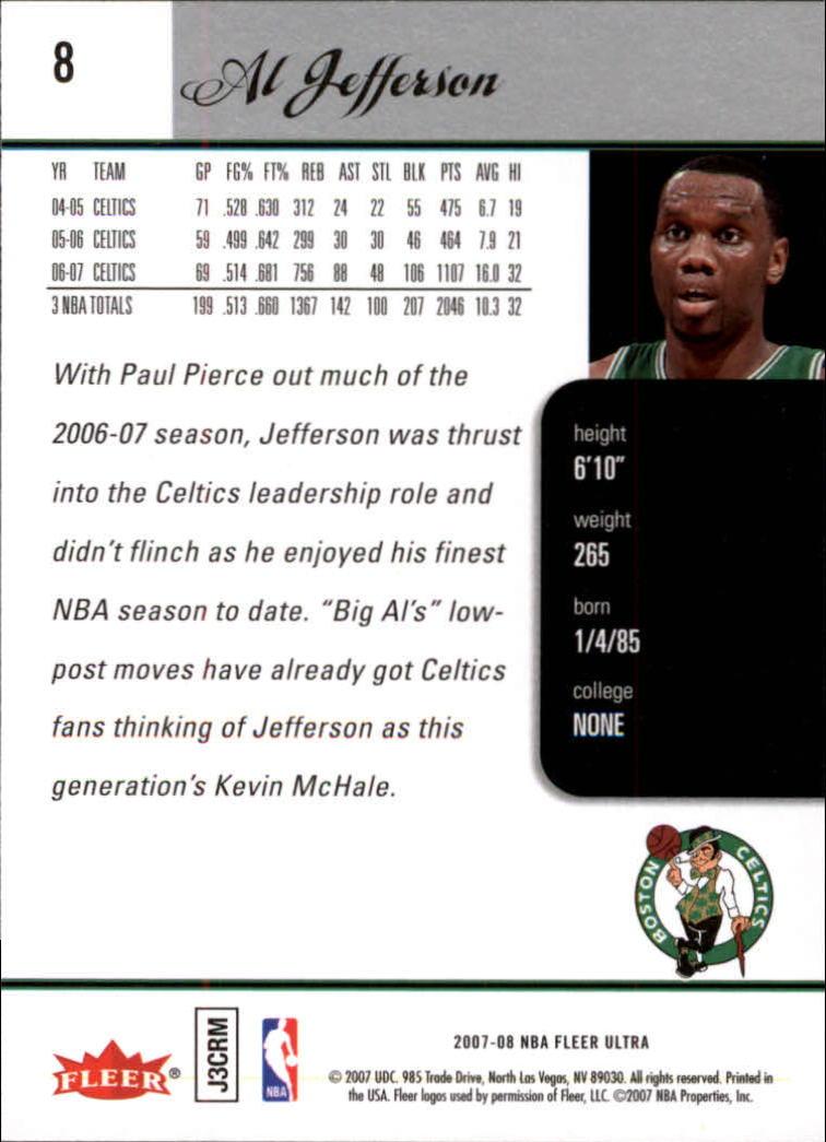2007-08-Fleer-Ultra-SE-Basketball-Cards-Base-Set-Pick-From-List thumbnail 15
