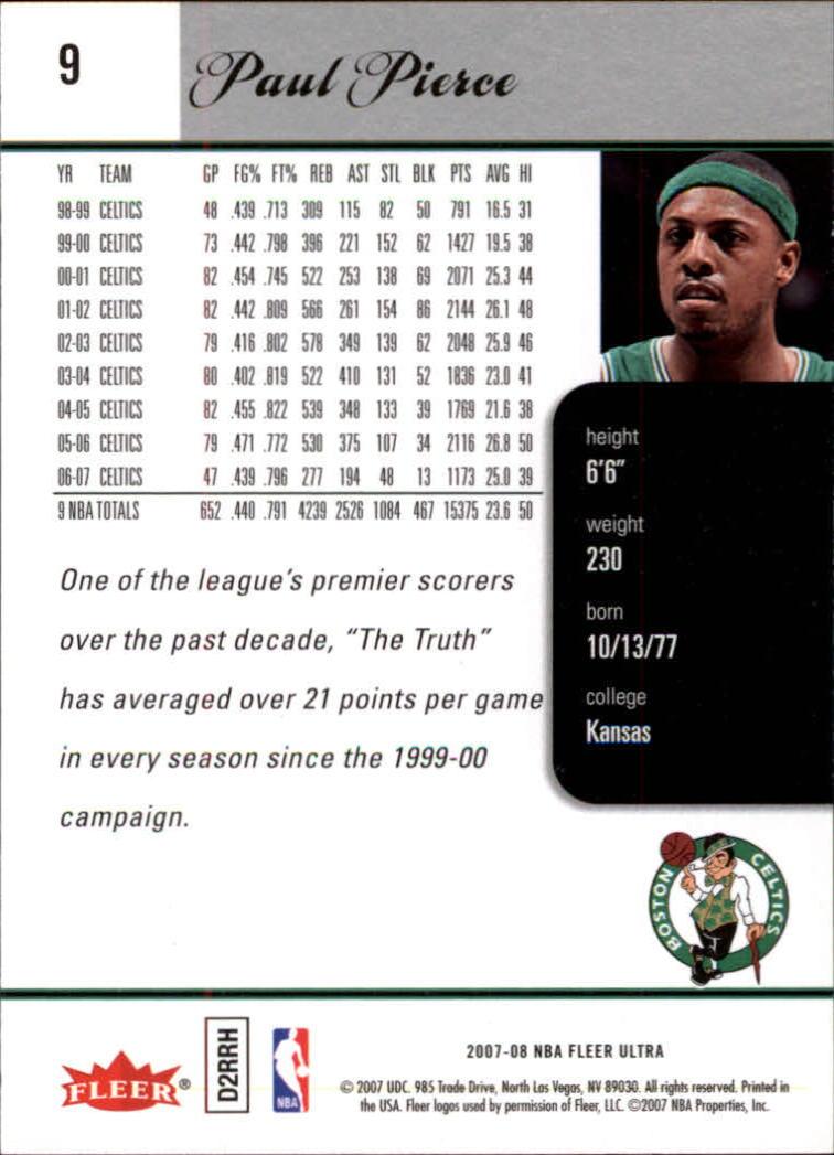 2007-08-Fleer-Ultra-SE-Basketball-Cards-Base-Set-Pick-From-List thumbnail 17