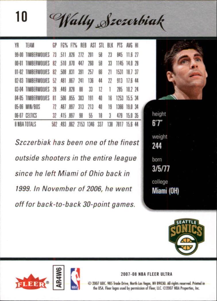 2007-08-Fleer-Ultra-SE-Basketball-Cards-Base-Set-Pick-From-List thumbnail 19