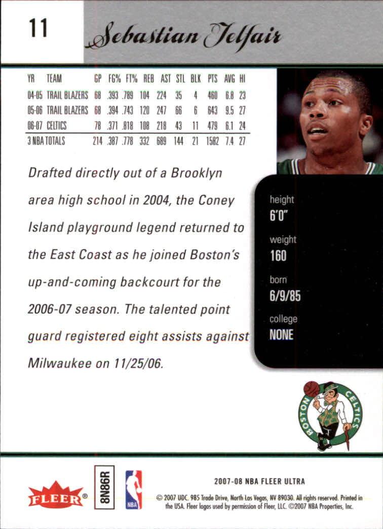 2007-08-Fleer-Ultra-SE-Basketball-Cards-Base-Set-Pick-From-List thumbnail 21