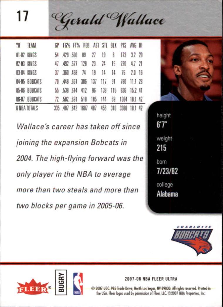 2007-08-Fleer-Ultra-SE-Basketball-Cards-Base-Set-Pick-From-List thumbnail 29