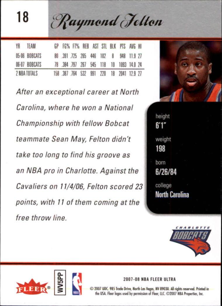 2007-08-Fleer-Ultra-SE-Basketball-Cards-Base-Set-Pick-From-List thumbnail 31