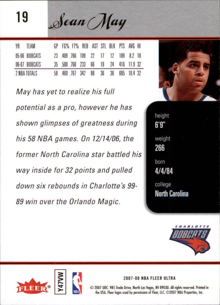 2007-08-Fleer-Ultra-SE-Basketball-Cards-Base-Set-Pick-From-List thumbnail 33