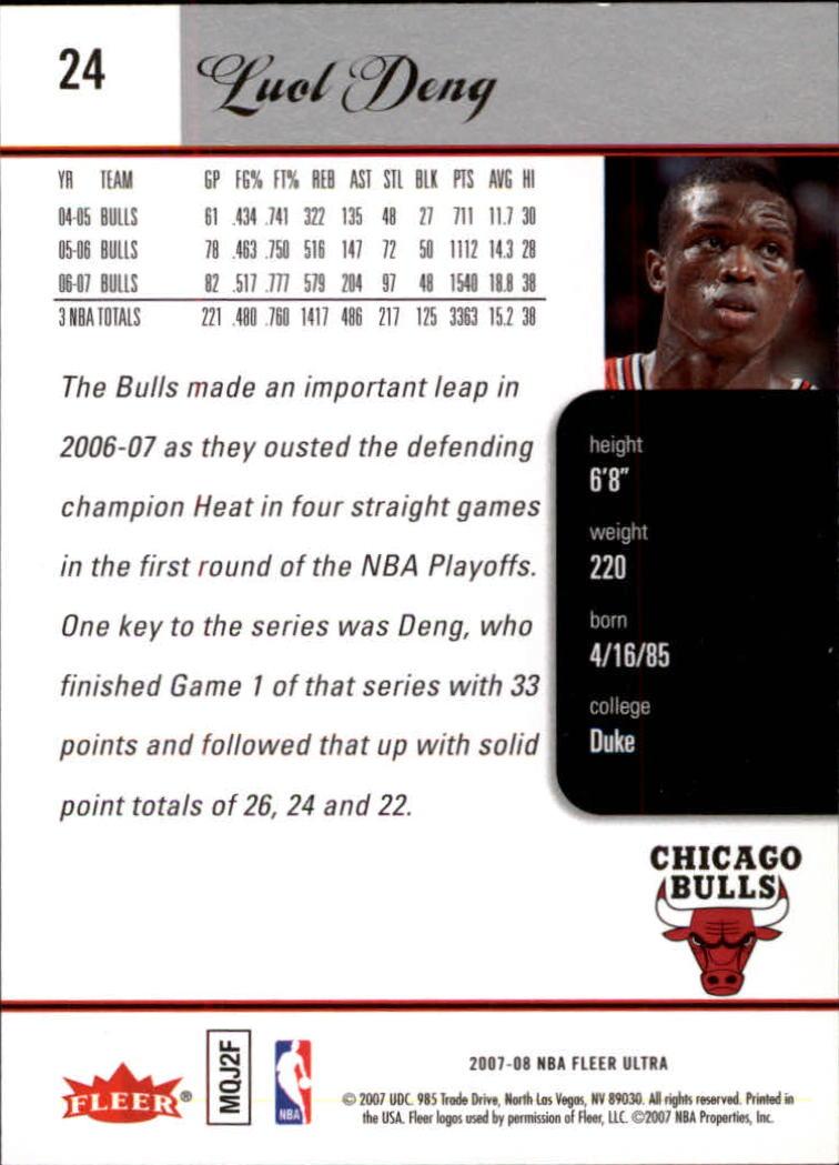 2007-08-Fleer-Ultra-SE-Basketball-Cards-Base-Set-Pick-From-List thumbnail 41