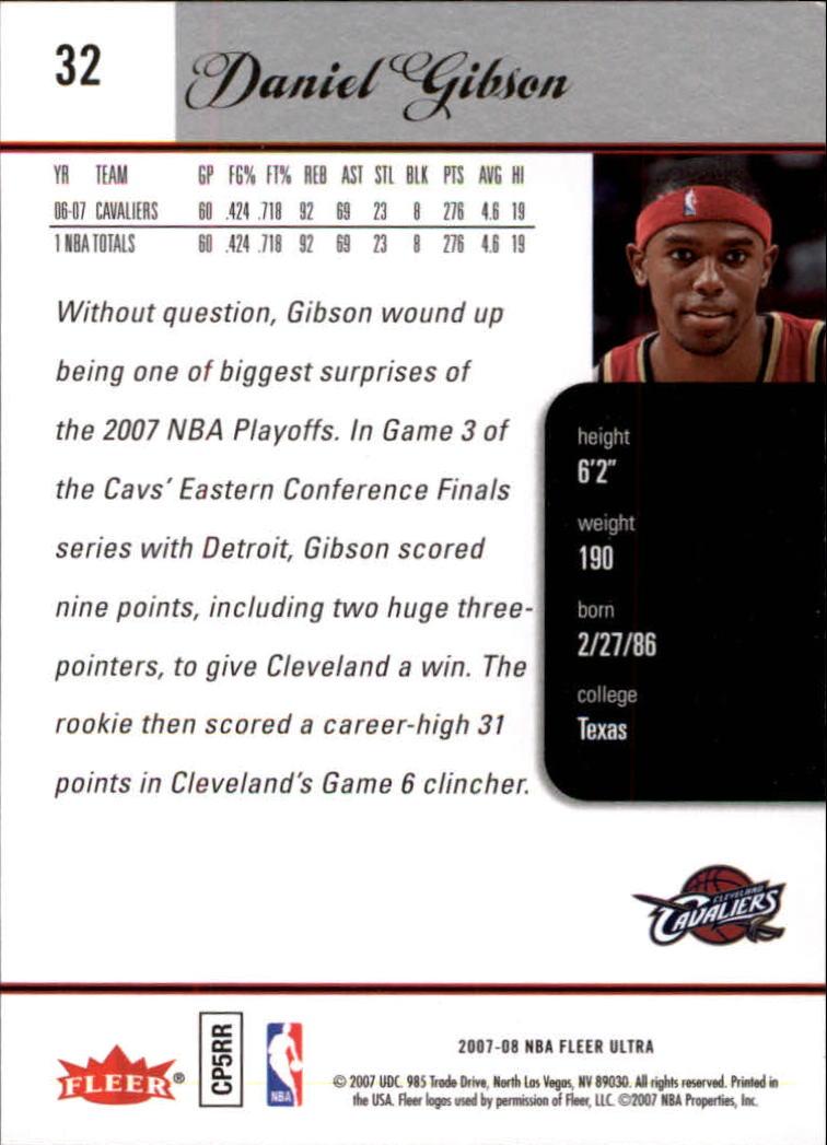 2007-08-Fleer-Ultra-SE-Basketball-Cards-Base-Set-Pick-From-List thumbnail 47