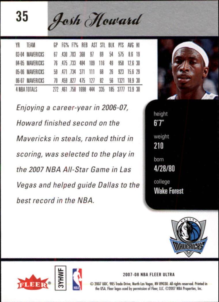 2007-08-Fleer-Ultra-SE-Basketball-Cards-Base-Set-Pick-From-List thumbnail 50