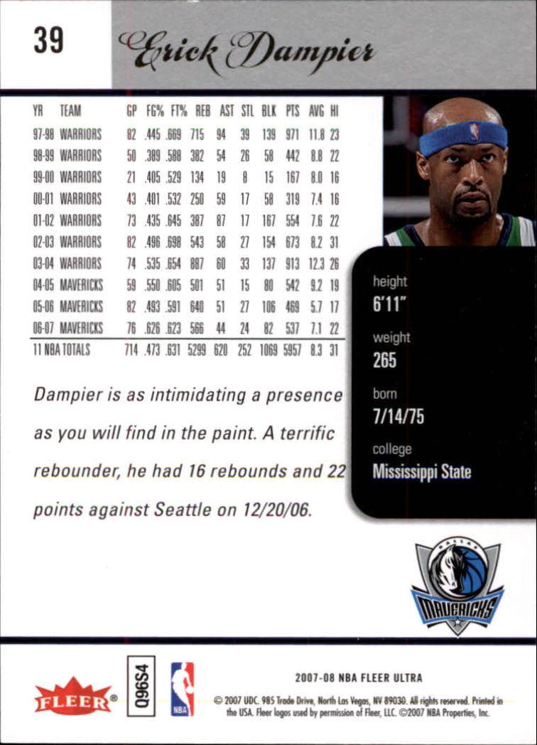 2007-08-Fleer-Ultra-SE-Basketball-Cards-Base-Set-Pick-From-List thumbnail 58