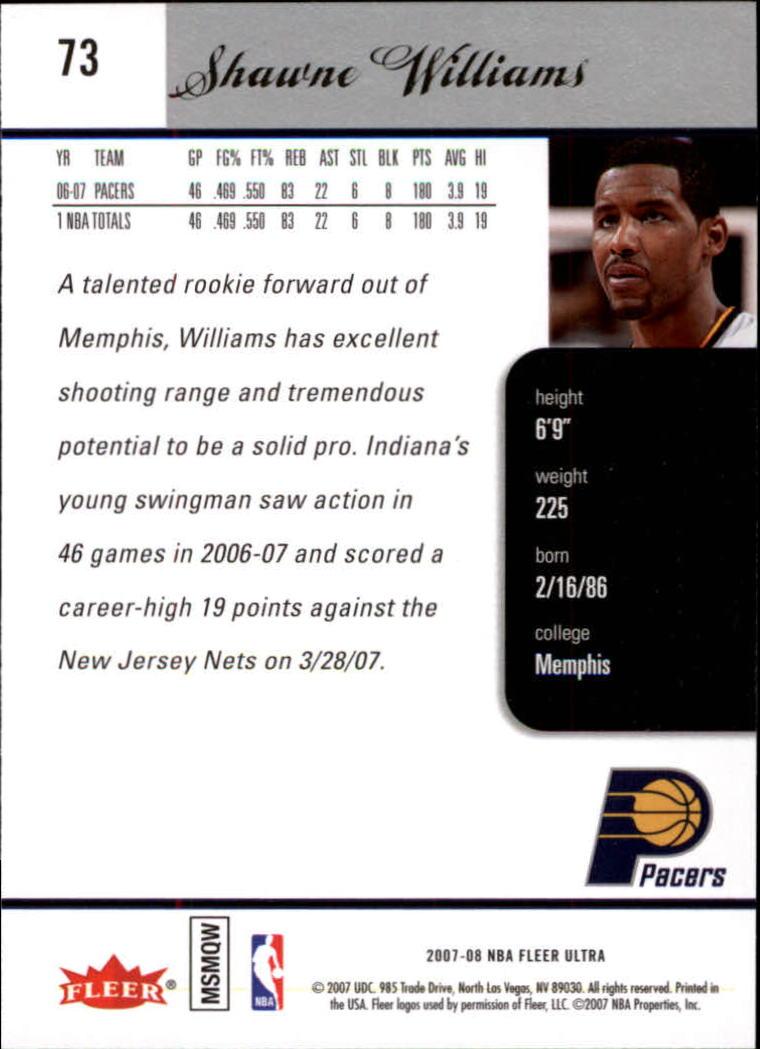 2007-08-Fleer-Ultra-SE-Basketball-Cards-Base-Set-Pick-From-List thumbnail 106