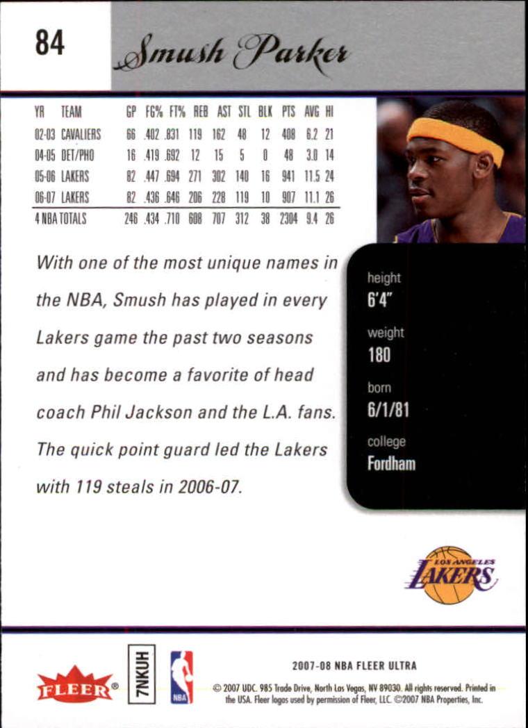2007-08-Fleer-Ultra-SE-Basketball-Cards-Base-Set-Pick-From-List thumbnail 120