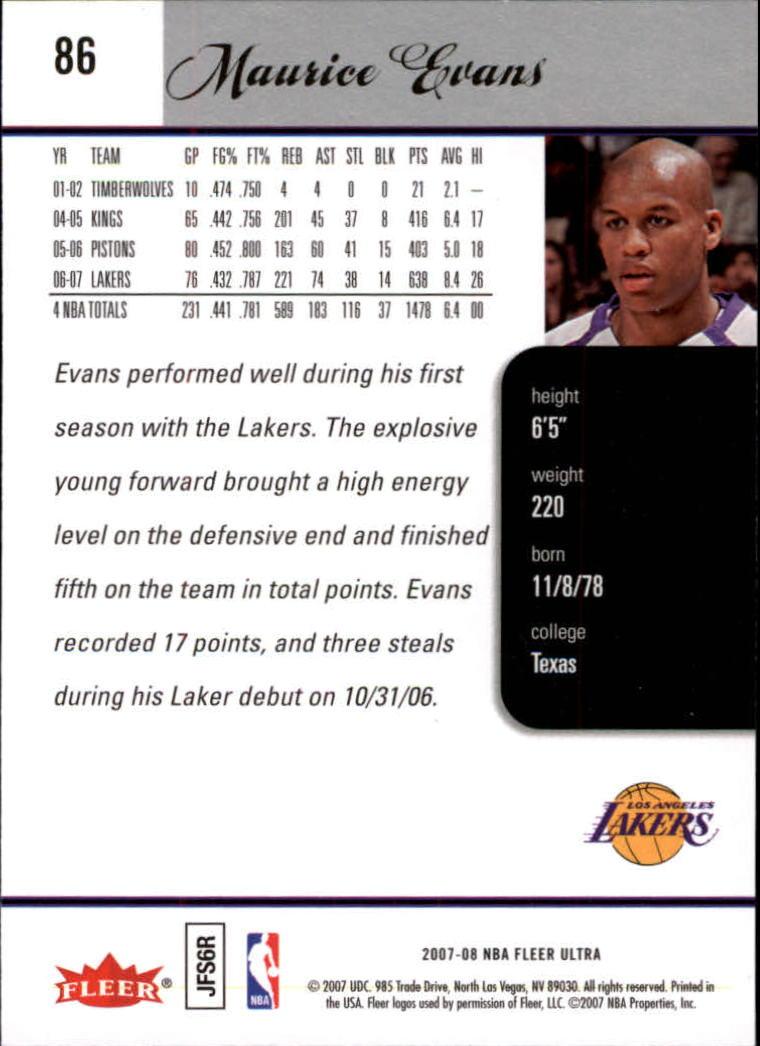 2007-08-Fleer-Ultra-SE-Basketball-Cards-Base-Set-Pick-From-List thumbnail 122