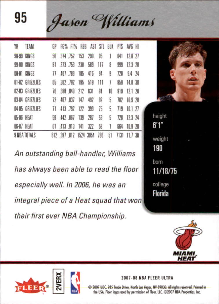 2007-08-Fleer-Ultra-SE-Basketball-Cards-Base-Set-Pick-From-List thumbnail 134