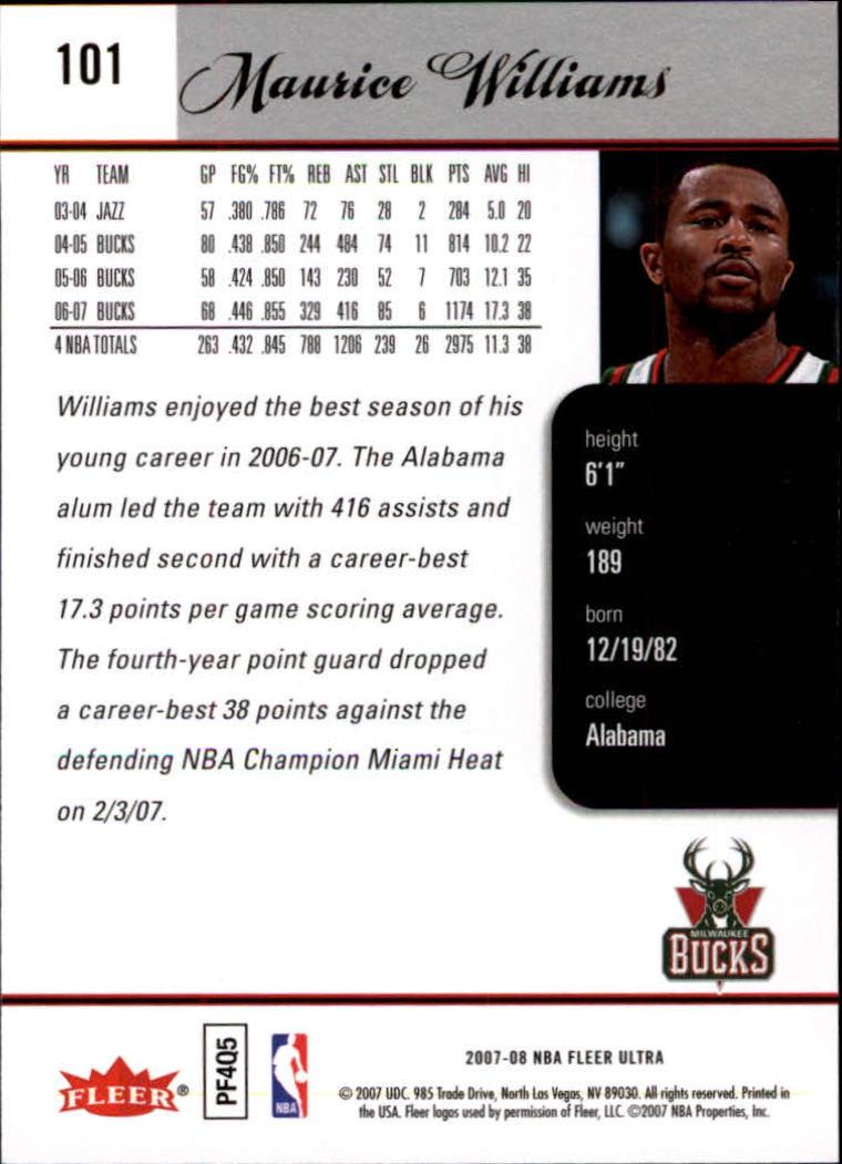 2007-08-Fleer-Ultra-SE-Basketball-Cards-Base-Set-Pick-From-List thumbnail 144