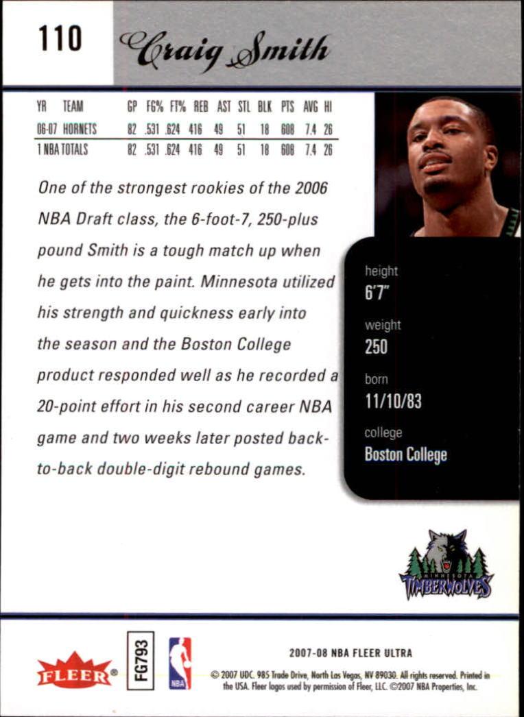 2007-08-Fleer-Ultra-SE-Basketball-Cards-Base-Set-Pick-From-List thumbnail 156