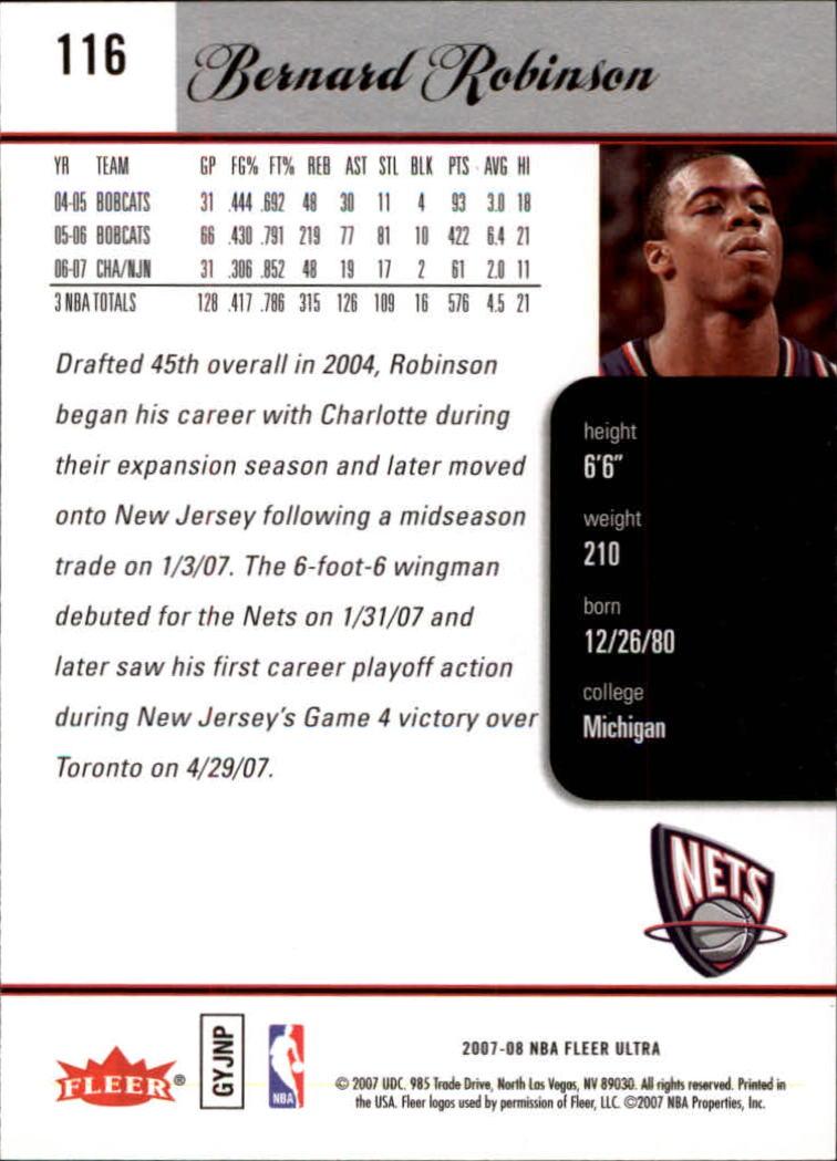 2007-08-Fleer-Ultra-SE-Basketball-Cards-Base-Set-Pick-From-List thumbnail 166