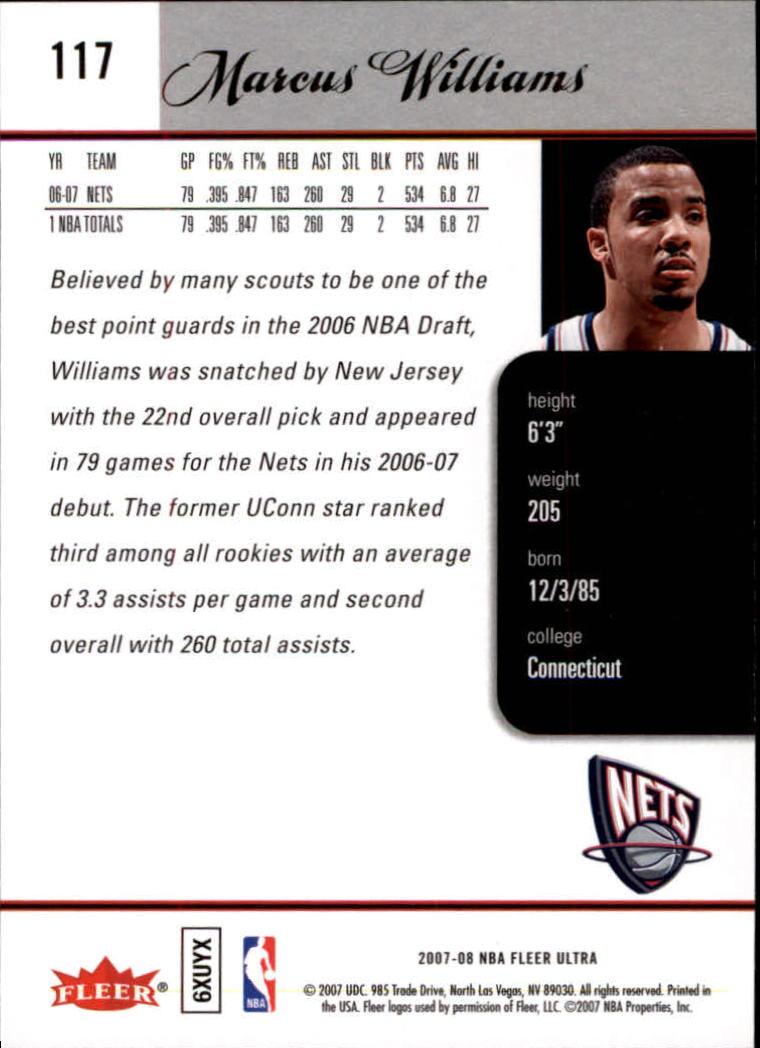 2007-08-Fleer-Ultra-SE-Basketball-Cards-Base-Set-Pick-From-List thumbnail 168