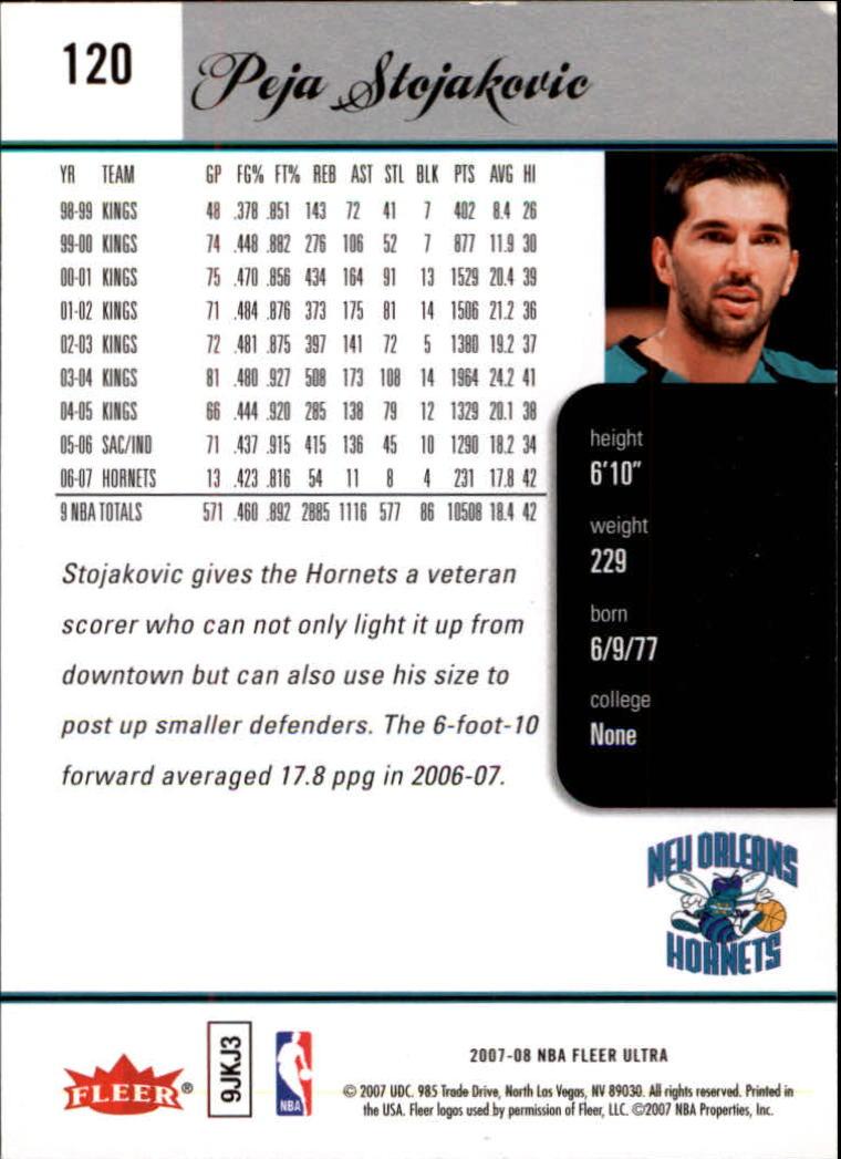 2007-08-Fleer-Ultra-SE-Basketball-Cards-Base-Set-Pick-From-List thumbnail 174