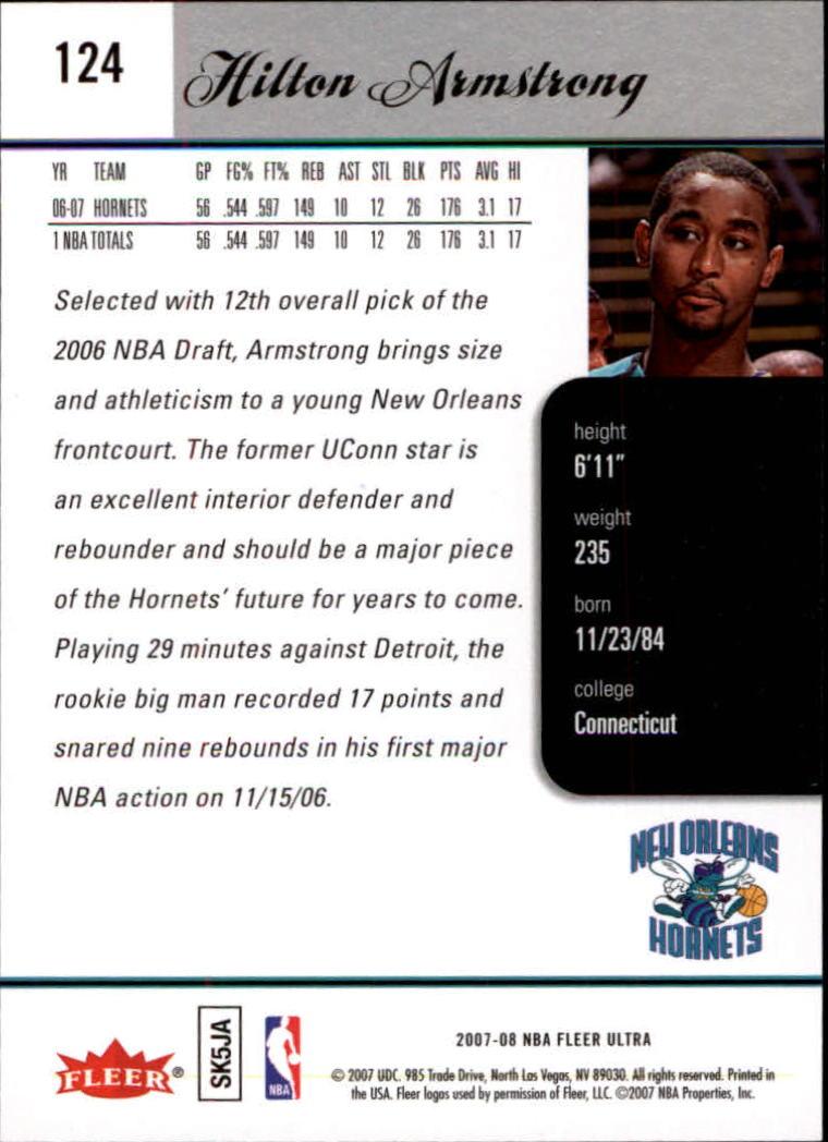 2007-08-Fleer-Ultra-SE-Basketball-Cards-Base-Set-Pick-From-List thumbnail 178