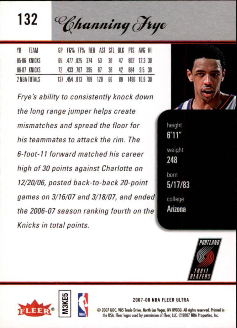 2007-08-Fleer-Ultra-SE-Basketball-Cards-Base-Set-Pick-From-List thumbnail 188