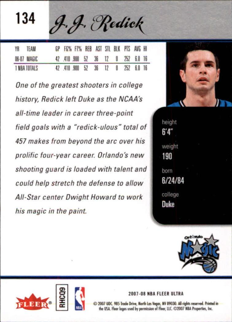 2007-08-Fleer-Ultra-SE-Basketball-Cards-Base-Set-Pick-From-List thumbnail 192