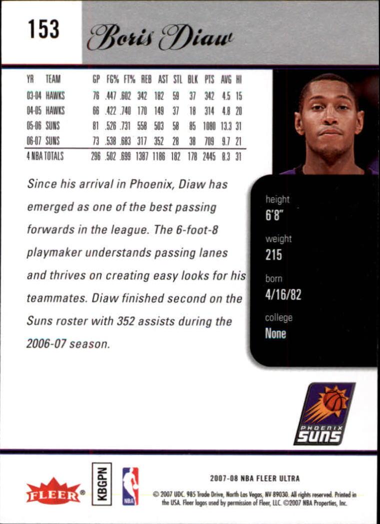 2007-08-Fleer-Ultra-SE-Basketball-Cards-Base-Set-Pick-From-List thumbnail 224