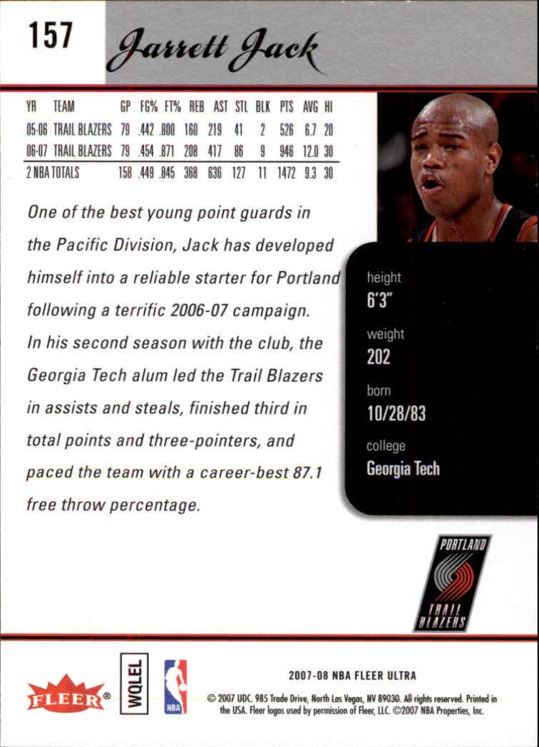 2007-08-Fleer-Ultra-SE-Basketball-Cards-Base-Set-Pick-From-List thumbnail 230
