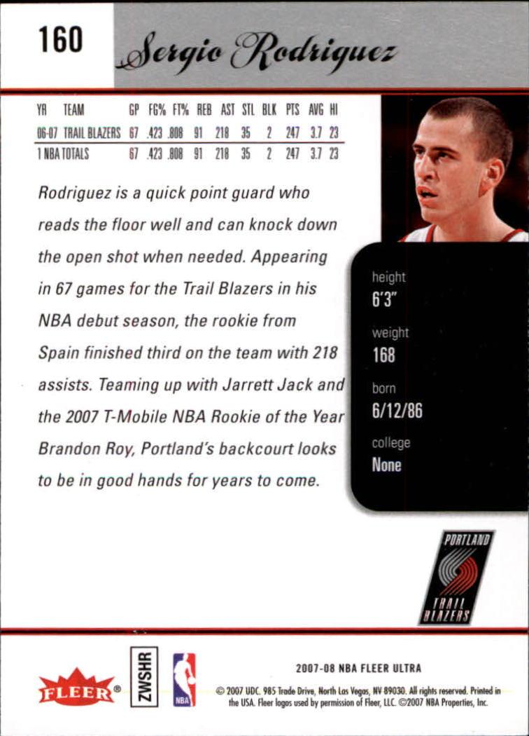 2007-08-Fleer-Ultra-SE-Basketball-Cards-Base-Set-Pick-From-List thumbnail 234
