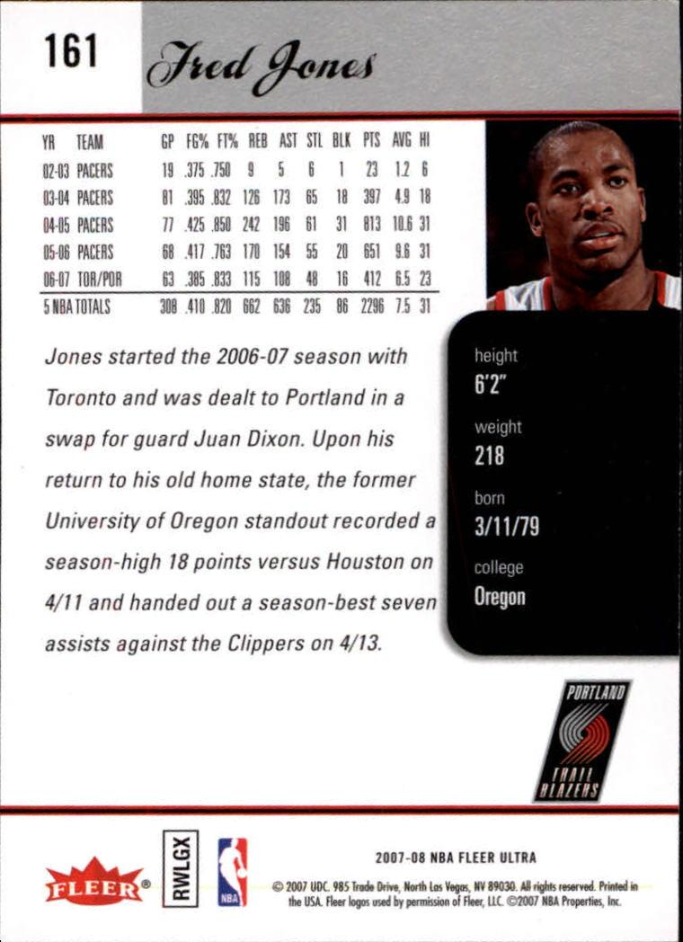 2007-08-Fleer-Ultra-SE-Basketball-Cards-Base-Set-Pick-From-List thumbnail 236