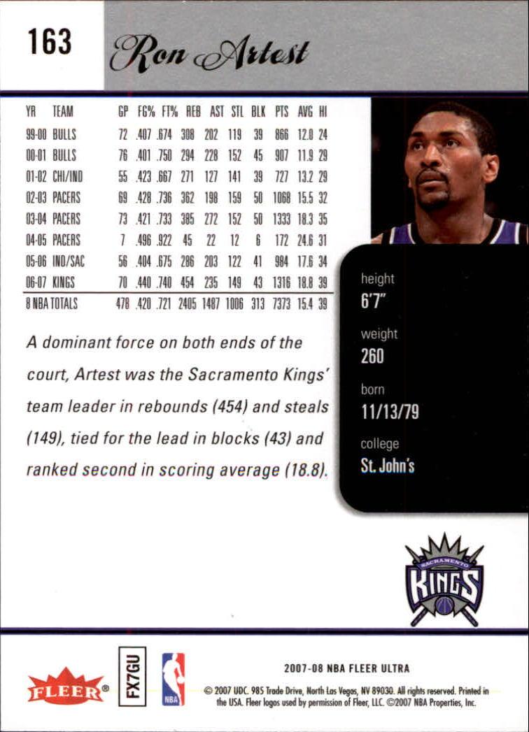 2007-08-Fleer-Ultra-SE-Basketball-Cards-Base-Set-Pick-From-List thumbnail 240