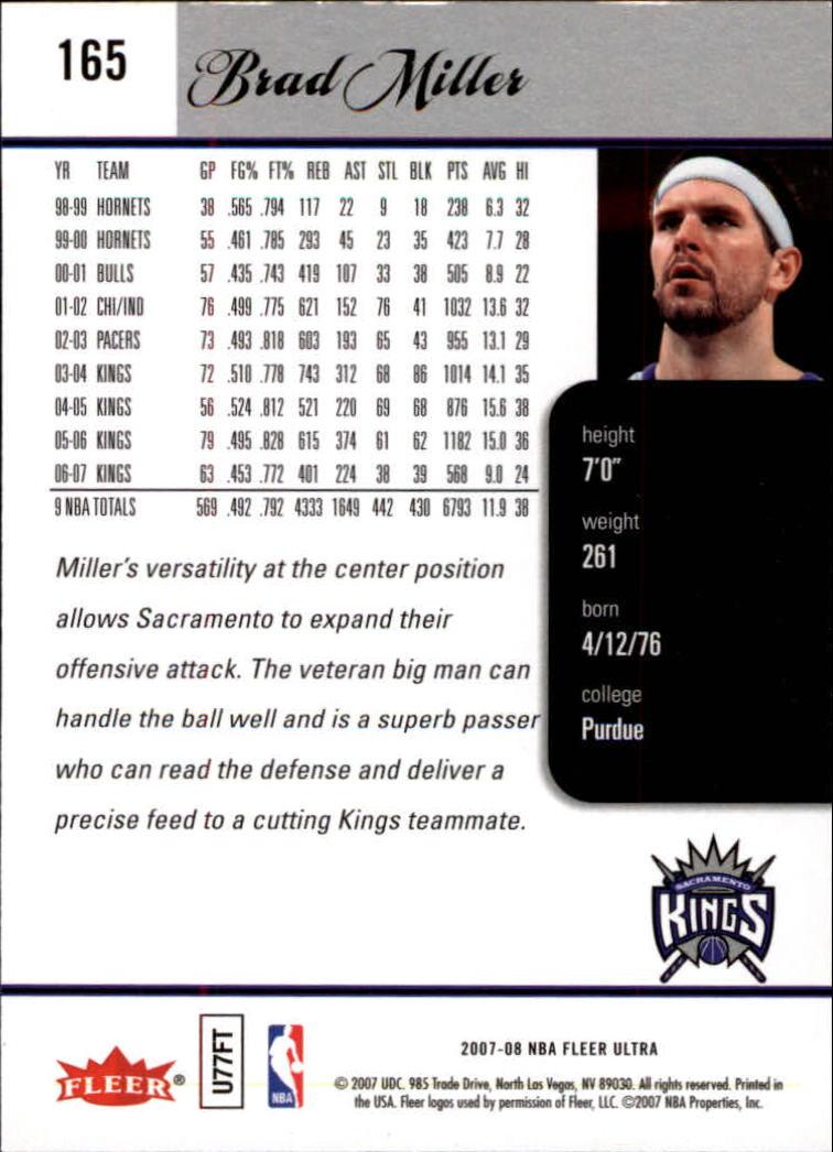 2007-08-Fleer-Ultra-SE-Basketball-Cards-Base-Set-Pick-From-List thumbnail 244