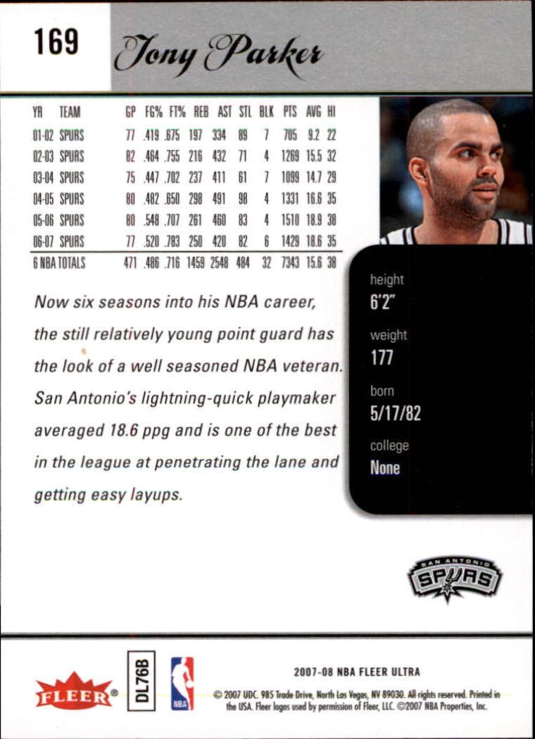 2007-08-Fleer-Ultra-SE-Basketball-Cards-Base-Set-Pick-From-List thumbnail 248