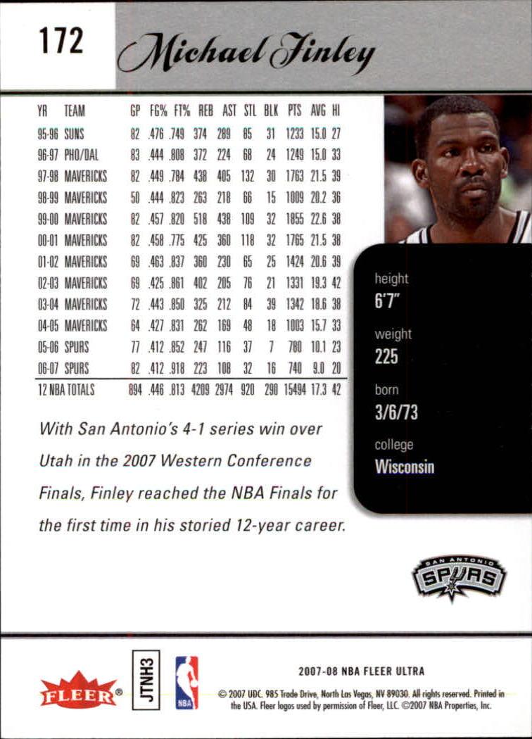 2007-08-Fleer-Ultra-SE-Basketball-Cards-Base-Set-Pick-From-List thumbnail 252