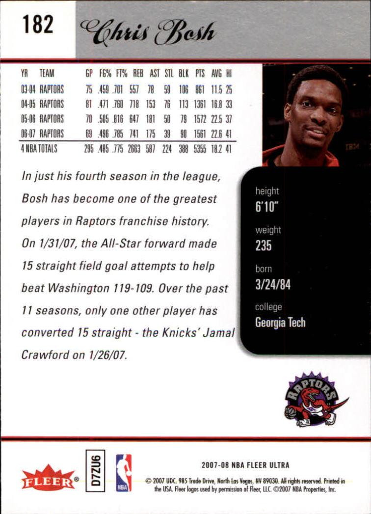 2007-08-Fleer-Ultra-SE-Basketball-Cards-Base-Set-Pick-From-List thumbnail 264