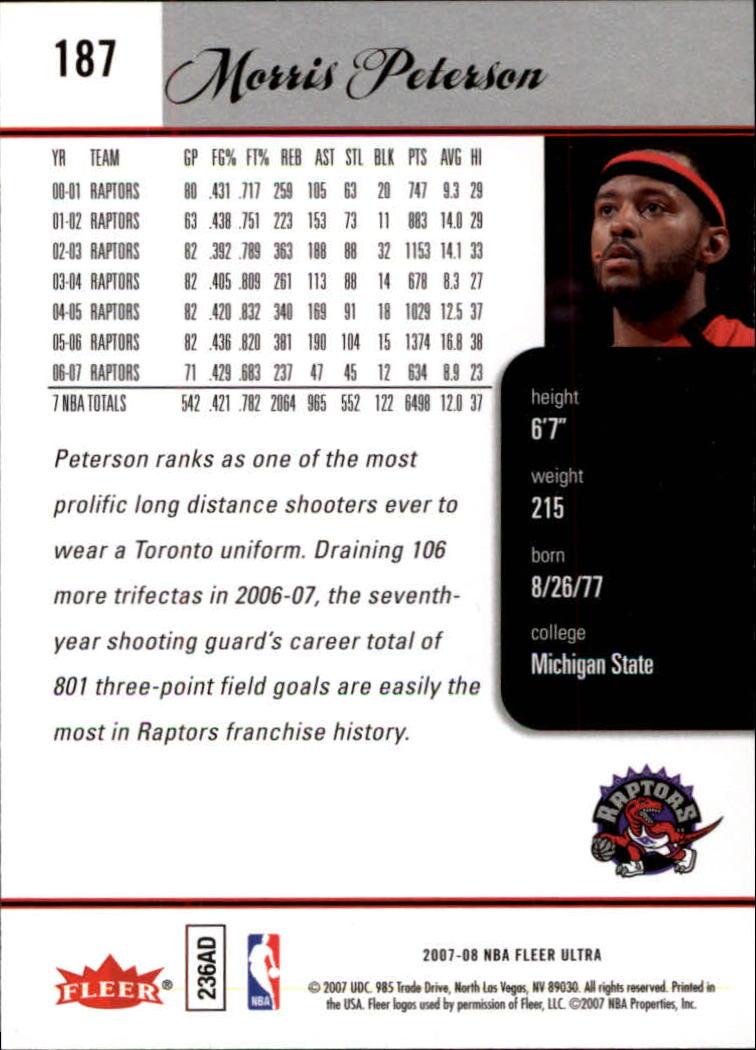 2007-08-Fleer-Ultra-SE-Basketball-Cards-Base-Set-Pick-From-List thumbnail 272