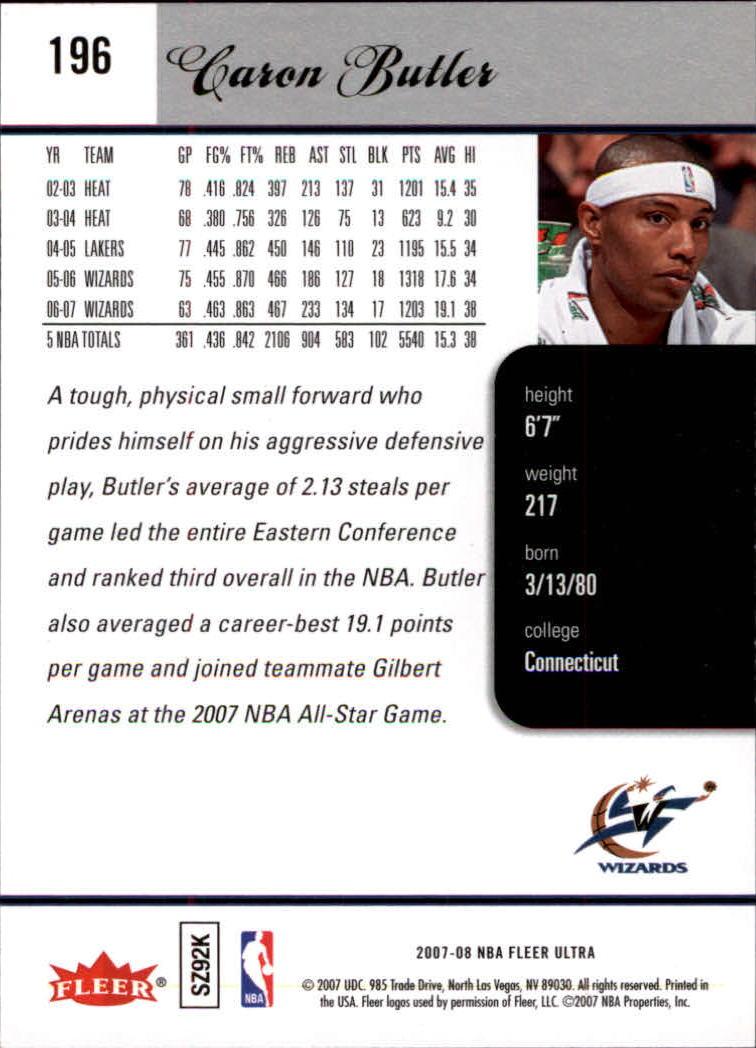 2007-08-Fleer-Ultra-SE-Basketball-Cards-Base-Set-Pick-From-List thumbnail 288