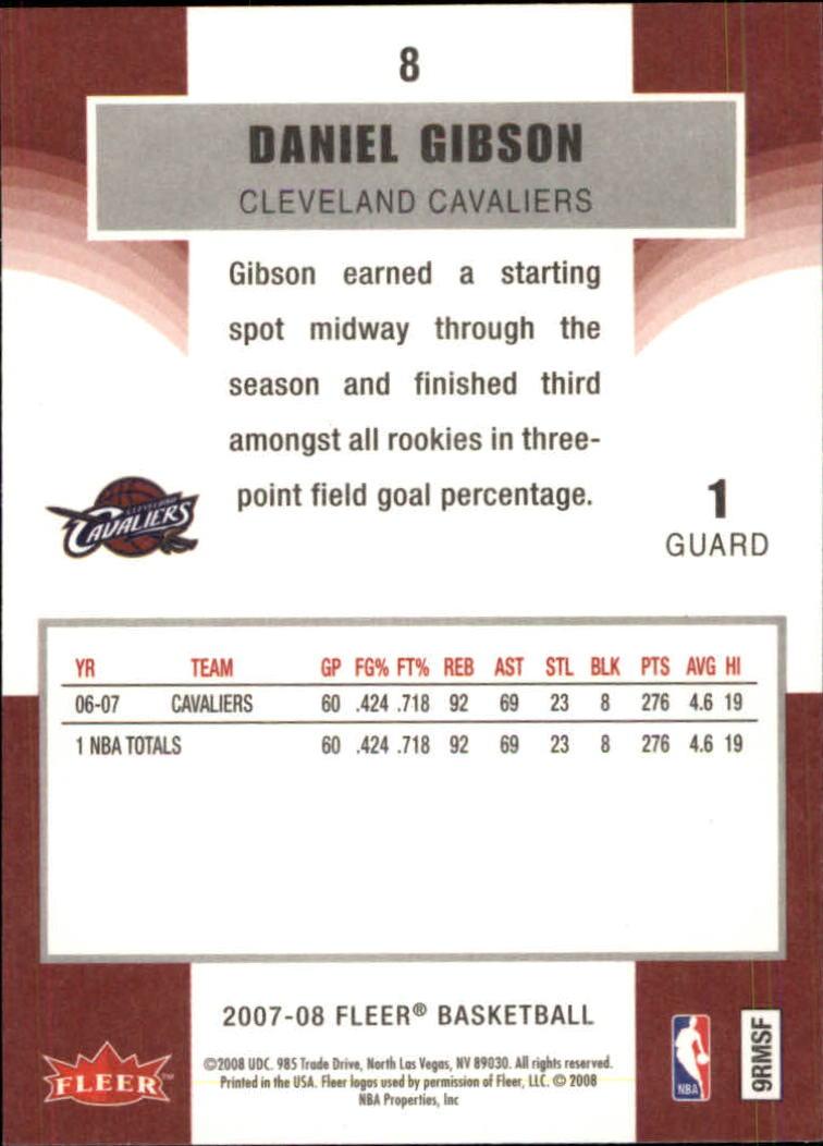 2007-08-Fleer-Basketball-Cards-Base-Set-Pick-From-List thumbnail 17
