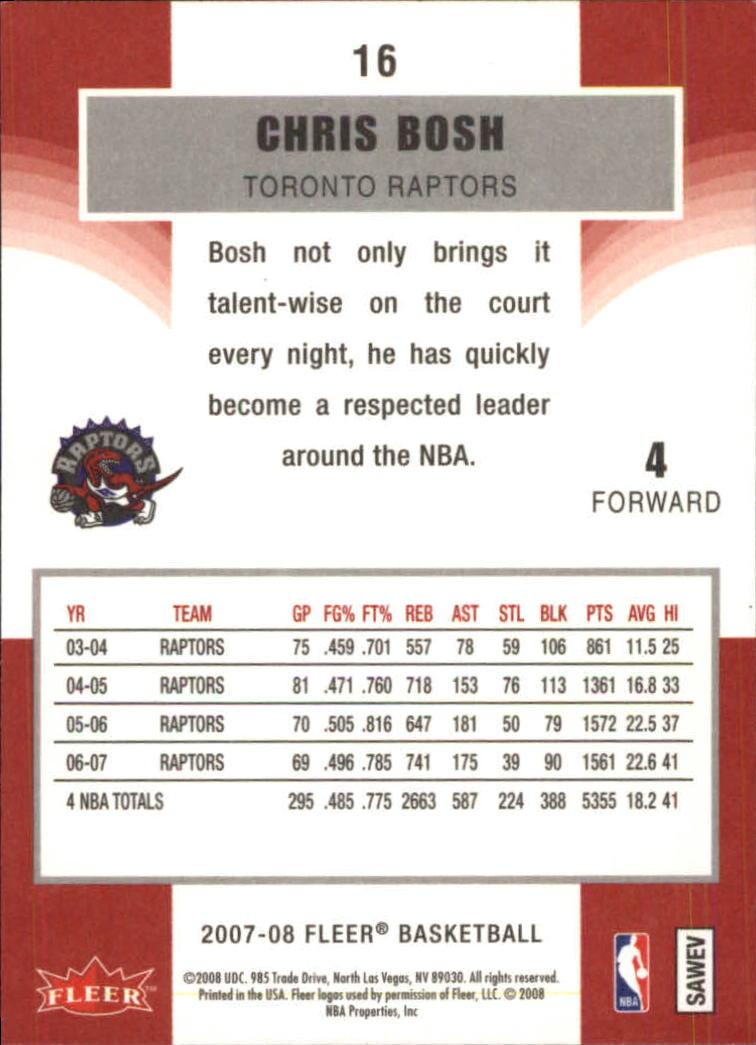 2007-08-Fleer-Basketball-Cards-Base-Set-Pick-From-List thumbnail 29