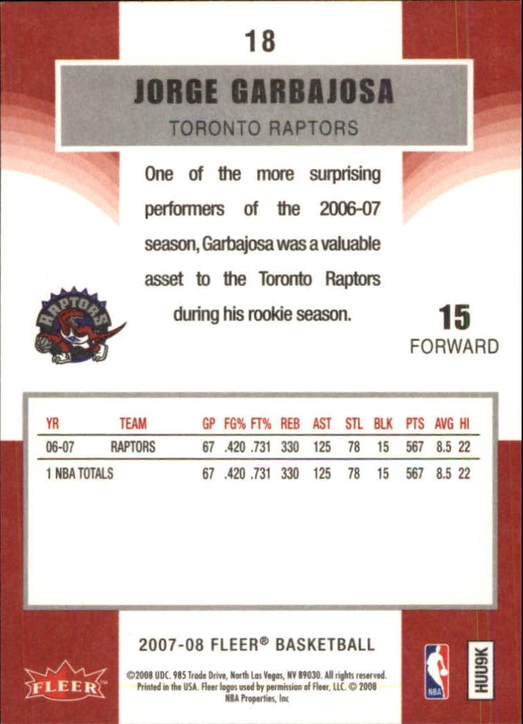 2007-08-Fleer-Basketball-Cards-Base-Set-Pick-From-List thumbnail 33