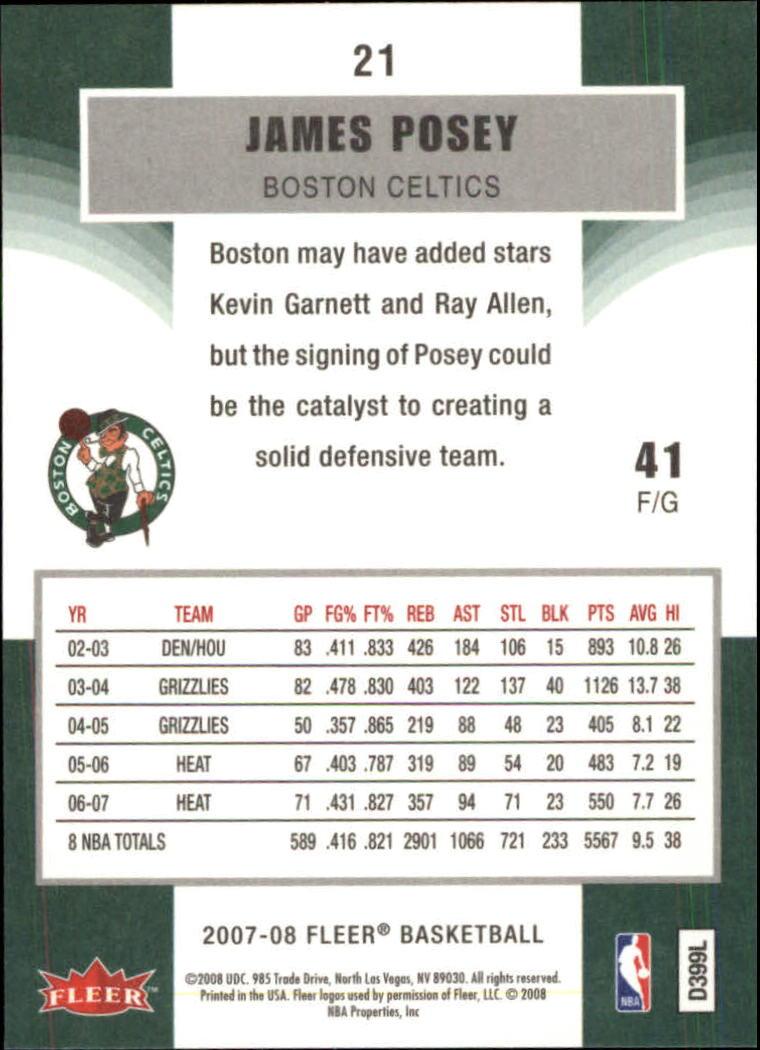2007-08-Fleer-Basketball-Cards-Base-Set-Pick-From-List thumbnail 39