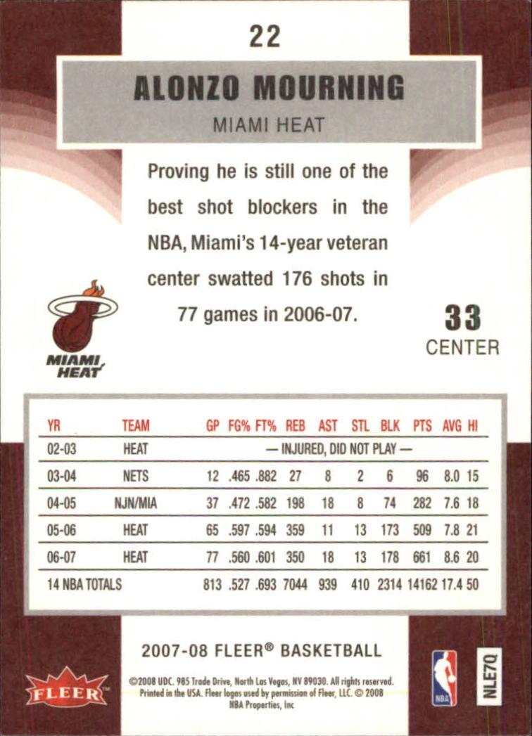 2007-08-Fleer-Basketball-Cards-Base-Set-Pick-From-List thumbnail 41