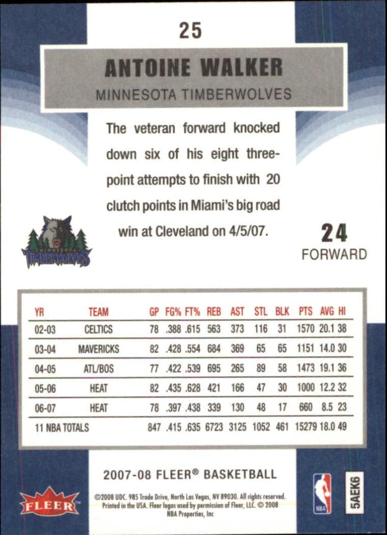 2007-08-Fleer-Basketball-Cards-Base-Set-Pick-From-List thumbnail 47