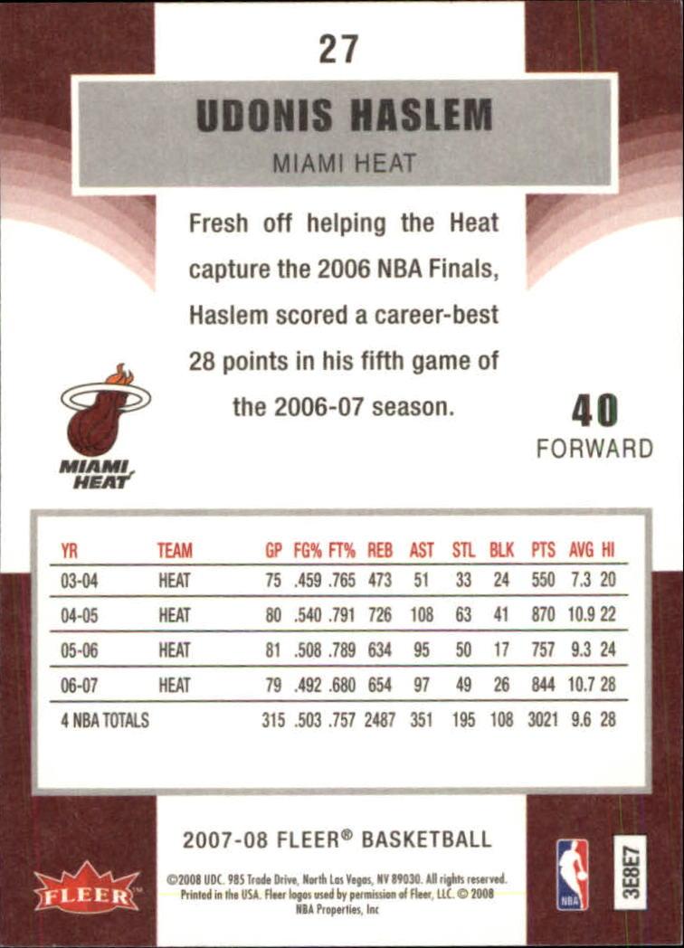 2007-08-Fleer-Basketball-Cards-Base-Set-Pick-From-List thumbnail 51