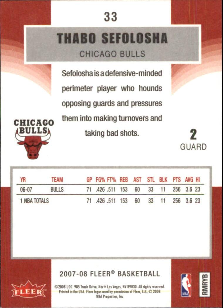 2007-08-Fleer-Basketball-Cards-Base-Set-Pick-From-List thumbnail 63