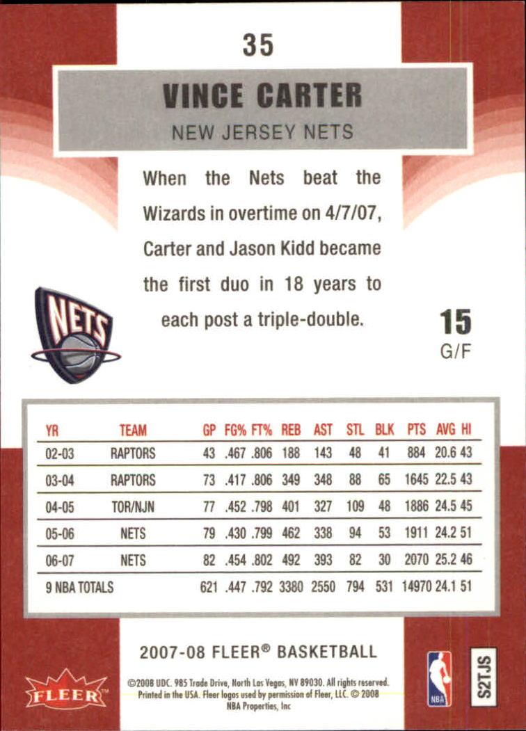 2007-08-Fleer-Basketball-Cards-Base-Set-Pick-From-List thumbnail 67