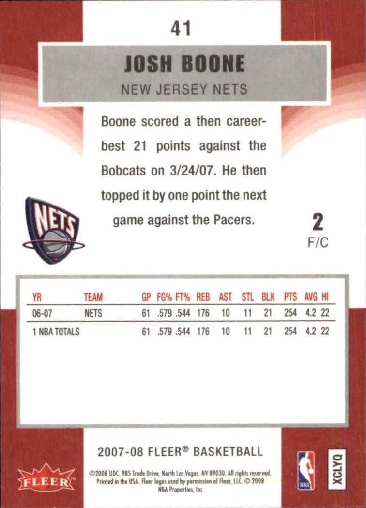 2007-08-Fleer-Basketball-Cards-Base-Set-Pick-From-List thumbnail 79