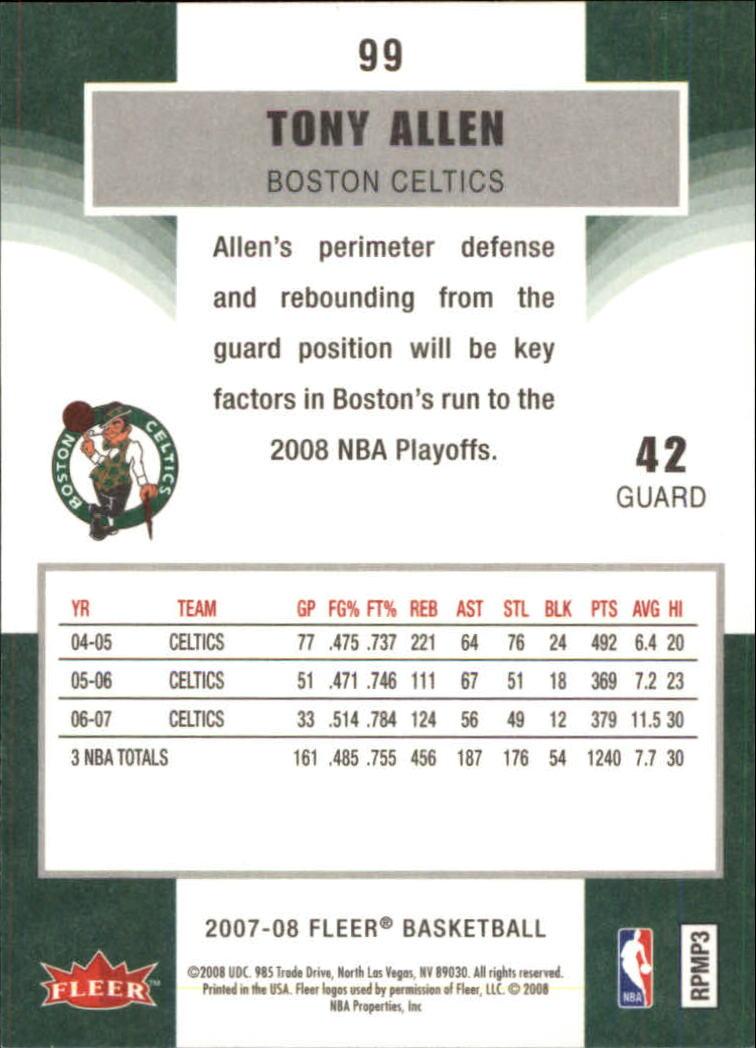 2007-08-Fleer-Basketball-Cards-Base-Set-Pick-From-List thumbnail 191